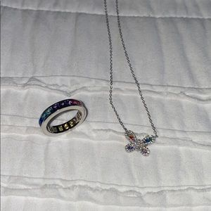 Ring & Necklace